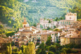 Valldemosa village in Mallorca — Stock Photo