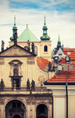 Cathedral of Saint Salvador in Prague — Stock Photo