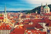 Vistas de Praga — Foto de Stock