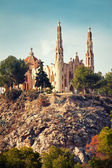 Santa Maria Magdalena cathedral, Spain — Stock Photo