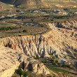 Unique geological formations, Cappadocia, Turkey — Stock Photo #12478027