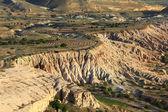 Unique geological formations, Cappadocia, Turkey — Stock Photo