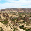 Unique geological formations, Cappadocia, Turkey — Stock Photo #12661658