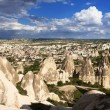 Unique geological formations, Cappadocia, Turkey — Stock Photo #16912263