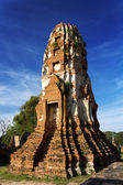 Wat Mahathat Temple, Ayutthaya, Thailand — Stock Photo