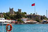 Castle of Saint Peter in Bodrum, Turkey — Stock Photo