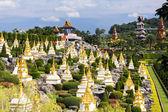 パタヤ、タイでノン nooch ガーデン — ストック写真