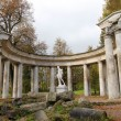 Stock Photo: Apollo Colonnade in Pavlovsk Park, Russia