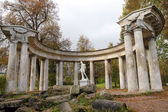 The Apollo Colonnade in Pavlovsk Park, Russia — Stock Photo