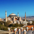 hagia sophia in istanbul, turkey — Stock Photo