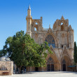 St. Nicholas Cathedral (LalMustafMosque), Famagusta, Nothern — Stock Photo #36002187