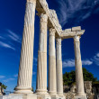 Temple of Apollo, Side, Turkey — Stock Photo #36112351