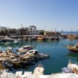 Stock Photo: Harbor in Kyreni(Girne),Northern Cyprus
