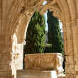 Bellapais Abbey near Kyrenia, Northern Cyprus — Stock Photo