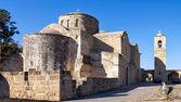 Monastery of St. Barnabas, Northern Cyprus — Stock Photo