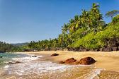 Cola Beach, South Goa, India — Stock Photo