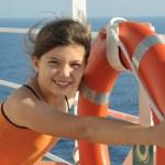 In cruise — Stock Photo #3345213