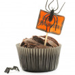 Royalty-Free Stock Photo: Halloween cake