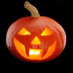 Halloween pumpkin Jack O'Lantern — Stock fotografie