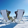 Apres ski at mountains — Stock Photo #13259009