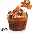 Halloween cupcake — Stock Photo #13448124