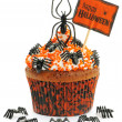 Halloween cupcake — Stock Photo #13448141