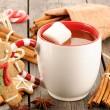 Hot chocolate — Stock Photo #14050533