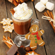 hot chocolate&quot — Stock Photo #14050537