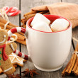 Hot chocolate — Stock Photo #14106222