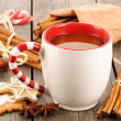 hot chocolate&quot — Stock Photo #14434079