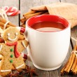 Hot chocolate — Stock Photo #14434087