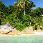 Beautiful beach — Stock Photo