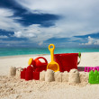 Beach toys — Stock Photo #22170851