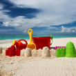 beach toys — Stock Photo #24150681