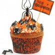 Halloween cupcake — Stock Photo #28039505