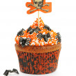 Halloween cupcake — Stock Photo #28039747