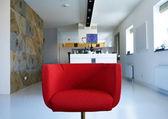 Salon odası — Stok fotoğraf