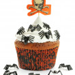 Halloween cupcake — Stock Photo #29172461