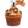 Halloween cupcake — Stock Photo #29608585