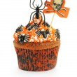 Halloween cupcake — Photo