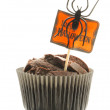 Halloween cake — Stock Photo