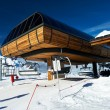 Ski lift station — Stock Photo #31239267