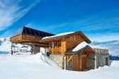 Wyciągu narciarskiego — Zdjęcie stockowe