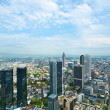 Frankfurt on Main, Germany — Foto Stock