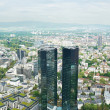 Frankfurt on Main, Germany — Stockfoto