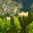 Castle of Hohenschwangau in Germany — Stock Photo #33054583