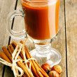 hot chocolate&quot — Stock Photo #35367871
