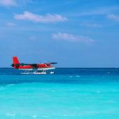 Twin otter seaplane — Stockfoto