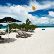 Beach at Maldives — Stock Photo #40798405