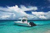 美丽的小岛海滩 — 图库照片